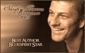 Best Author Nominee ~ Slashy Oscars 2005