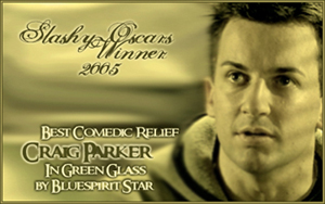 Best Comedic Relief ~ Slashy Oscars 2005