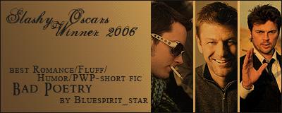 Best Short Romance ~ Slashy Oscars 2006