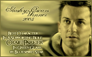 Best Character in a Supporting Role ~ Slashy Oscars 2005