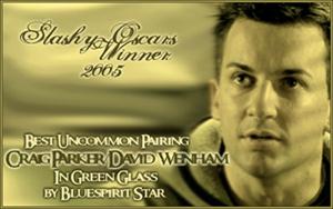 Best Uncommon Pairing ~ Slashy Oscars 2005